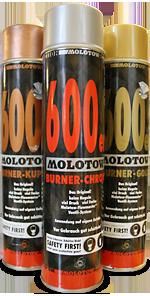 Molotow Burner Chrom