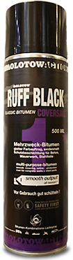 Ruff Black