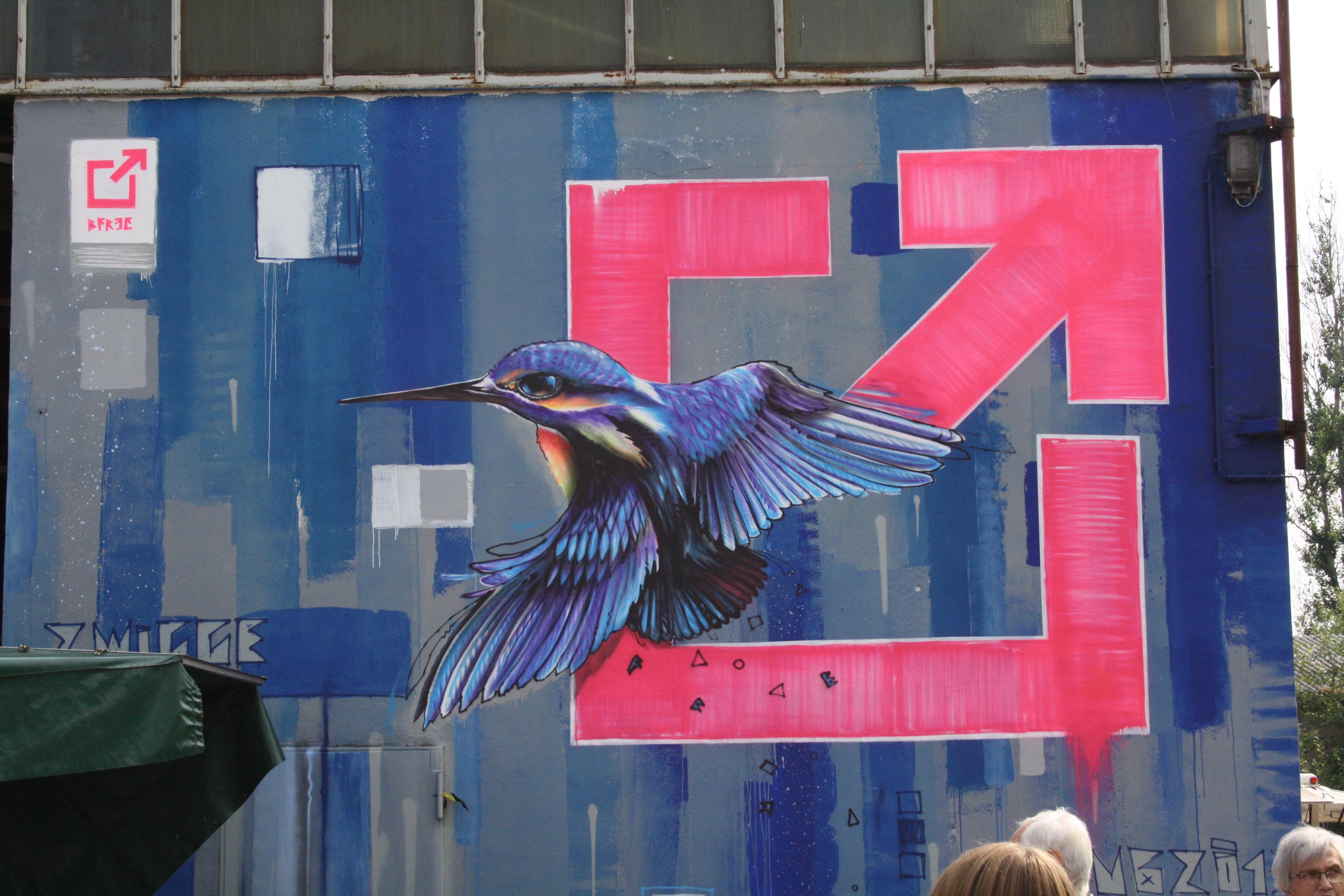 Die ibug 2013 im alten eisenwerk zwickau for Raumgestaltung vogel